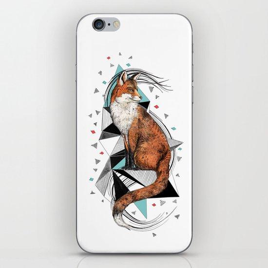 Foa the Fox iPhone & iPod Skin