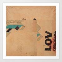 LOV3 Art Print