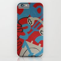 All Numbers iPhone 6 Slim Case