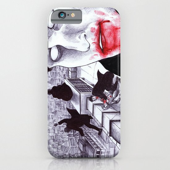 """Modern Vampires of the City"" by Cap Blackard iPhone & iPod Case"