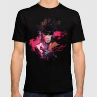 Gambit Mens Fitted Tee Black SMALL