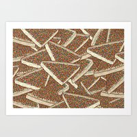 Fairy Bread Art Print