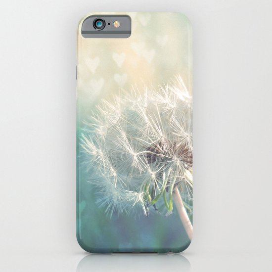 Chasing the Blues Away iPhone & iPod Case