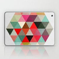 Geo Hex 03. Laptop & iPad Skin