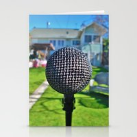 Stagefright Visions Stationery Cards
