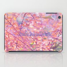 Forest Delight iPad Case