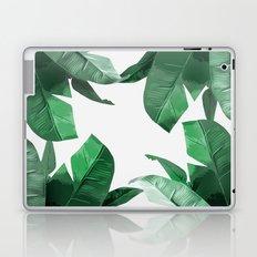 Tropical Palm Print Laptop & iPad Skin