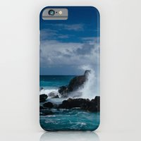 iPhone & iPod Case featuring Hookipa Maui North Shore Hawaii by Sharon Mau