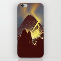 Boom! (Cropped Version) iPhone & iPod Skin