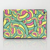 Rainbow Pattern iPad Case