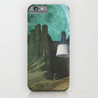 iPhone & iPod Case featuring Månen (Luna) by Raul Gil
