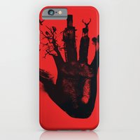 iPhone & iPod Case featuring 1 4d money 4 for life by alfboc