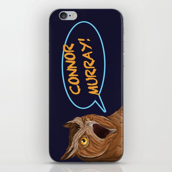 connor murray iPhone & iPod Skin