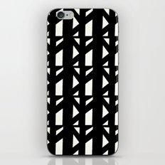 Marsman Black & White Pattern iPhone & iPod Skin