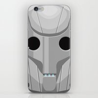 Cyberman - Doctor Who iPhone & iPod Skin