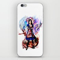 Alice Madness Returns iPhone & iPod Skin