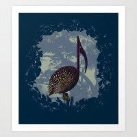 Song Bird Art Print