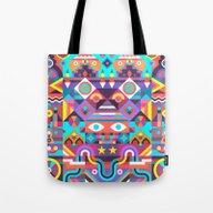 Tote Bag featuring Jackpot by C86 | Matt Lyon