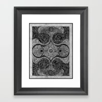 Guided Framed Art Print