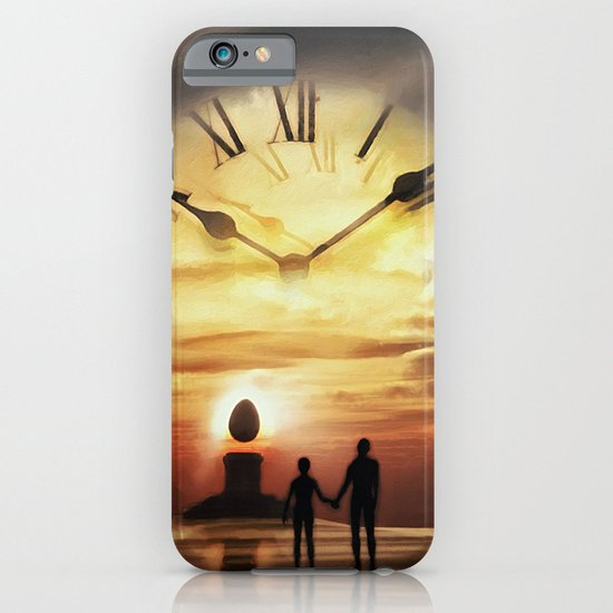 Until The End Of Time iPhone & iPod Case