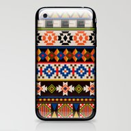 Colourful Tribal Aztec P… iPhone & iPod Skin