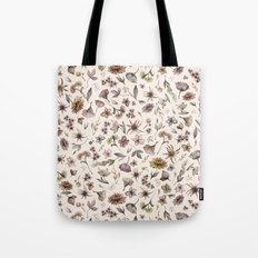 Botanical Study Tote Bag