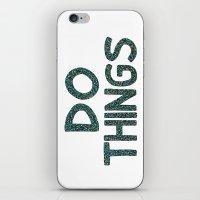 Do Things iPhone & iPod Skin
