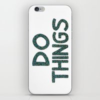 Do Things iPhone & iPod Skin