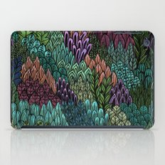 July Leaves iPad Case
