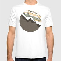 Breakthrough Mens Fitted Tee White SMALL