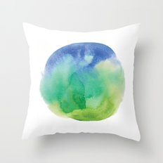 Take Heart v2 Throw Pillow