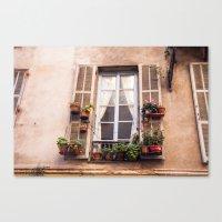 Nice France 6005 Canvas Print