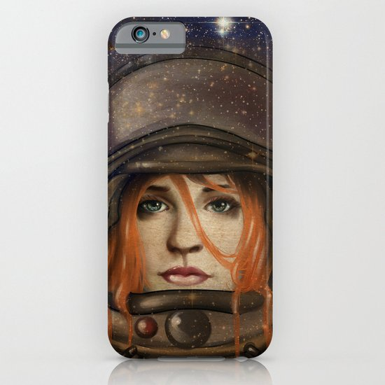 Give me Space (Girl) iPhone & iPod Case
