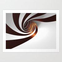 Spirale - Spiral  Art Print
