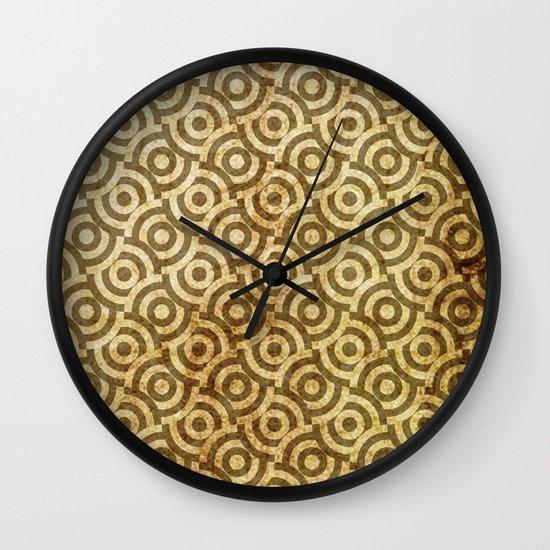 Focas Wall Clock