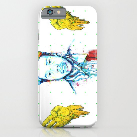 """Doris"" by Justin Hopkins iPhone & iPod Case"