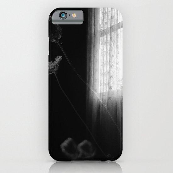 Window Flowers iPhone & iPod Case