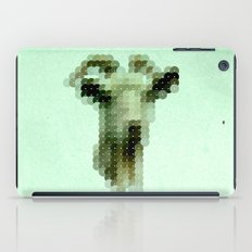 The Goat That Stares at Men iPad Case