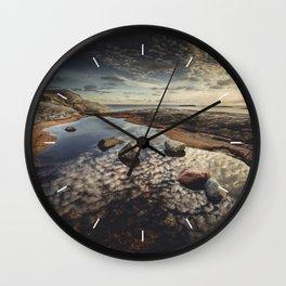 Wall Clock - My watering hole - HappyMelvin