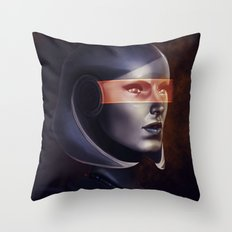 Mass Effect: EDI Throw Pillow