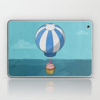 Flying Cupcake Laptop & iPad Skin