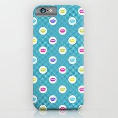 Bright lipstick Slim Case iPhone 6s