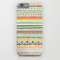 Pattern No.3 iPhone 6 Slim Case