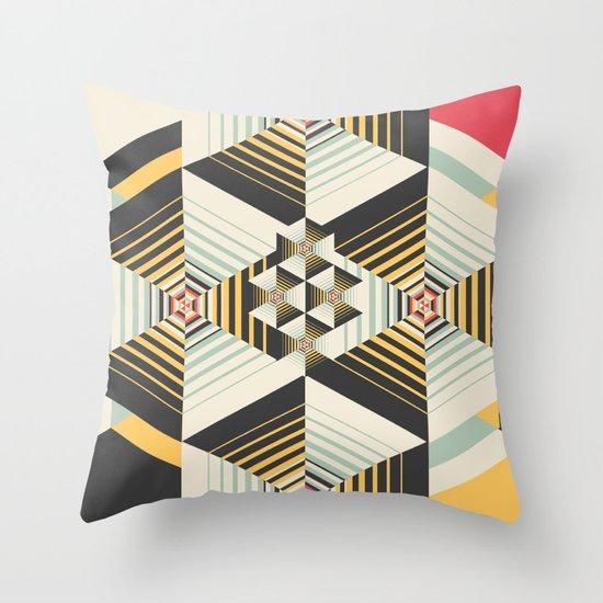 La Plus Throw Pillow