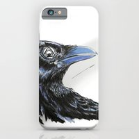 RHX Raven Logo iPhone 6 Slim Case