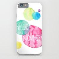 Hello Nowhere iPhone 6 Slim Case