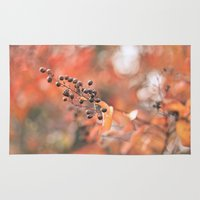 Autumn Berries Rug