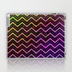 Grunge Zig Zag Pattern G85 Laptop & iPad Skin