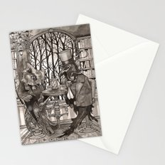 The Owl & The Raven Stationery Cards