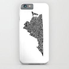 Typographic Virginia Slim Case iPhone 6s